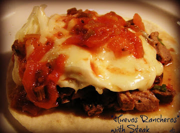 Huevos Rancheros With Steak Recipe