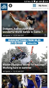 Daily Herald -Suburban Chicago - náhled