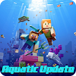 Aquatic Update Mod for MCPE APK