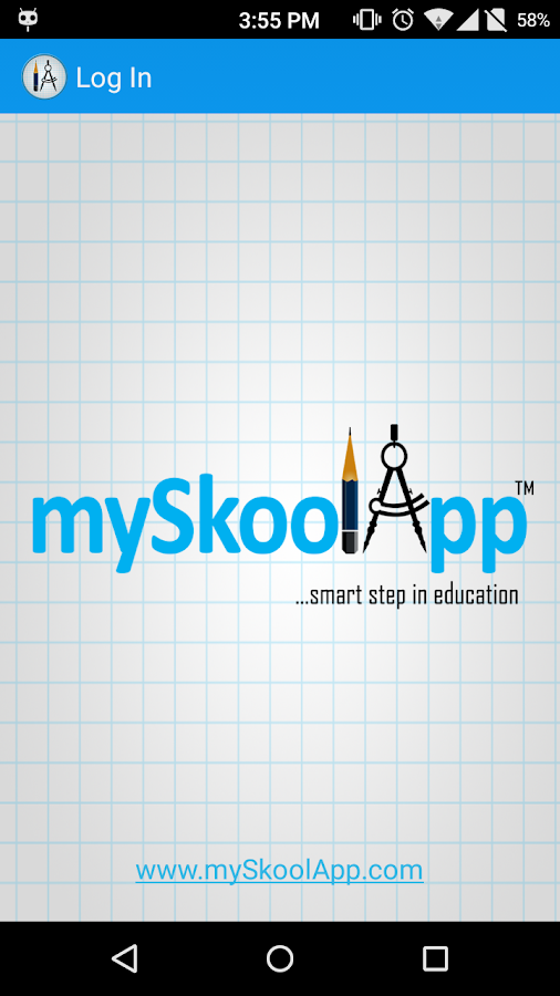 mySkoolApp- screenshot