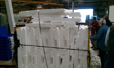 Photo: Roofing Parts- insulation