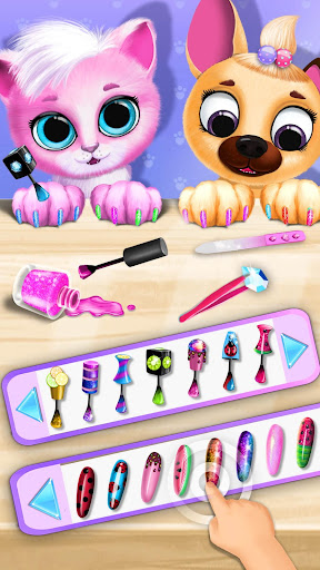 Kiki & Fifi Pet Beauty Salon - Haircut & Makeup  screenshots 5