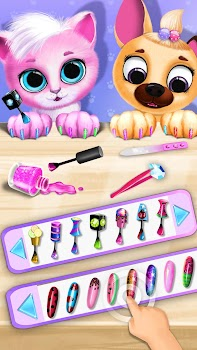 Kiki and Fifi Pet Beauty Salon - Haircut and Makeup