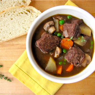 Tyler Florence's Ultimate Beef Stew.