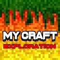 My Craft Building Games Exploration icon