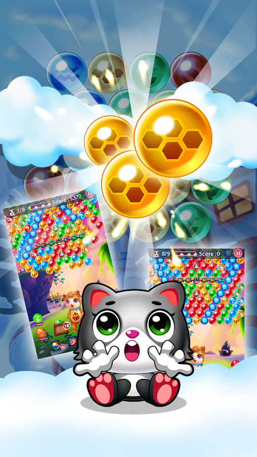 Puzzle Bubble Shooter Classic- screenshot