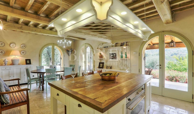 Villa avec piscine Castagneto Carducci