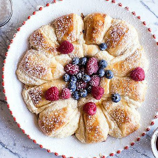 Easy French Toast Brunch Ring