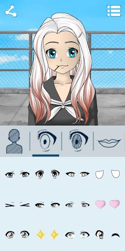 Avatar Maker: Anime screenshot 1