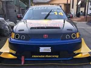 CR-X  SiR改 CRX-GTのカスタム事例画像 manzo.racing.14さんの2018年11月08日17:56の投稿