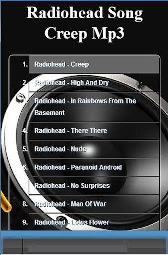 Radiohead song creep mp3 apk download apkpure radiohead song creep mp3 screenshot 1 radiohead song creep mp3 screenshot 2 mightylinksfo
