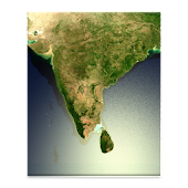 India from Space (Admob)