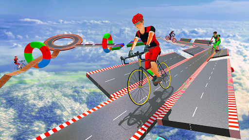 BMX Cycle Freestyle Race 3d filehippodl screenshot 13