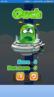 Flappy Monster - náhled