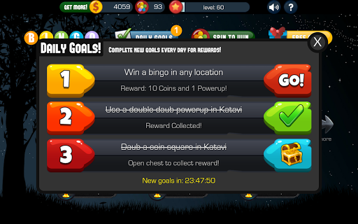 Bingo - Free Bingo Games 2.01.003 screenshots 15