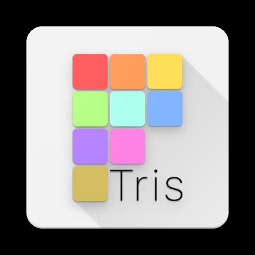 Tris - Colour block puzzle