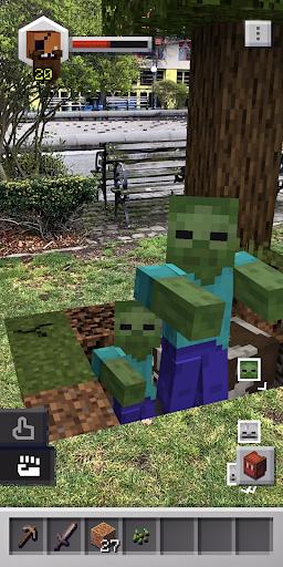 Minecraft Earth 0.23.0 Screenshots 5