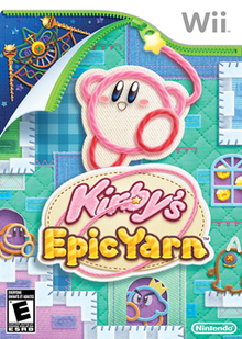 Image result for kirby's epic yarn box
