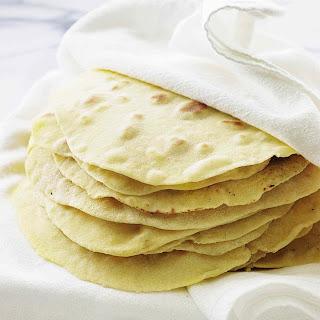 Kamut Flour Tortillas Recipe