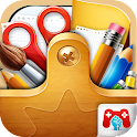 Educational Real Stationery icon