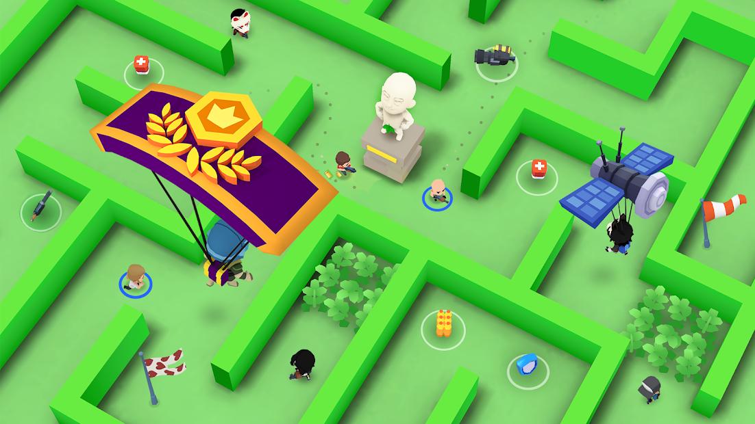 Battlelands Royale Android App Screenshot