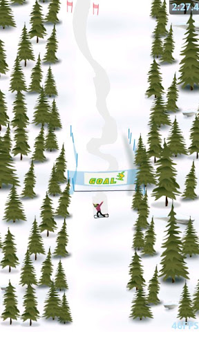Alpine Boarder  screenshot 2