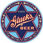 Logo for Gluek Beer