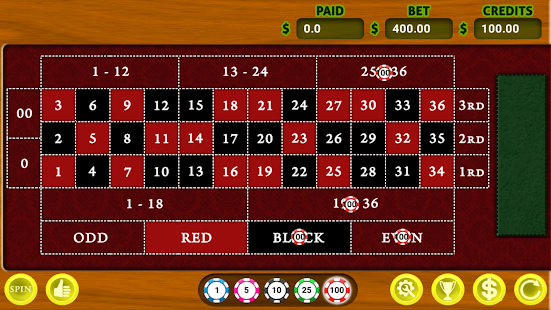 Roulette Vegas 888- screenshot thumbnail