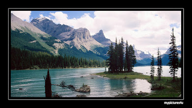 Photo: Maligne Lake, Canada