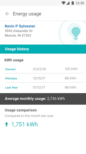 Indiana Michigan Power app (apk) free download for Android/PC/Windows screenshot