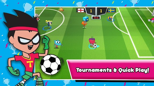 Toon Cup – Cartoon Network's Soccer Game Apk Latest Version Download For Android 3