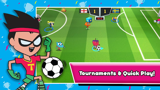 Hack Game Toon Cup - Cartoon Network's Soccer Game 2.7.6 FULL FREE
