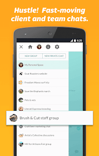 Velo - Messaging for business - náhled
