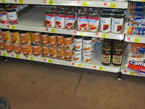 Photo: I will be making Pumpkin Pie Cupcakes with Cool Whip Frosting with Candy Corn M&M. I had to stop down the aisle where the canned pumpkin is, I found that the Great Value(Walmart's brand) was the best price.