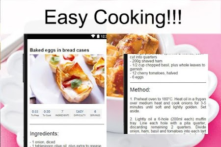 Breakfast recipes screenshot 2