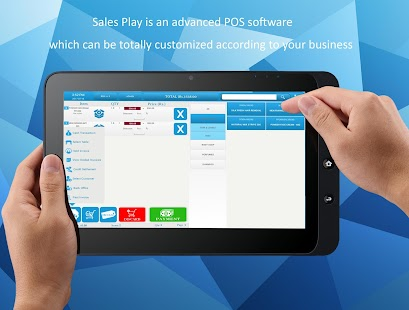 Sales Play POS - Point Of Sale- screenshot thumbnail