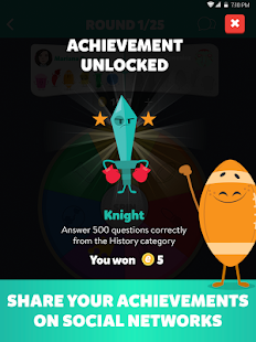 Trivia Crack (Ad free)- screenshot thumbnail