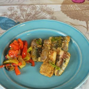 Oriental Sardine Fillets