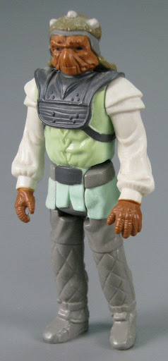 Action figure:Star Wars: Return of the Jedi - Nikto