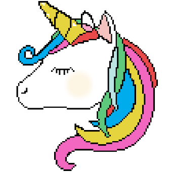 Download Unicorn Color By Number Paint Book For Free Latest