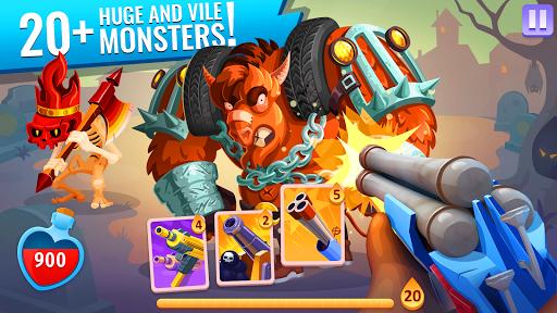 Monsters  captures d'écran 2