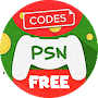 Free Psn Codes - Play & Redeem Rewards APK icon