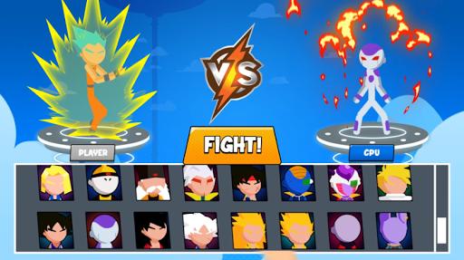Super Dragon Stickman Battle - Warriors Fight 0.5.2 screenshots 8