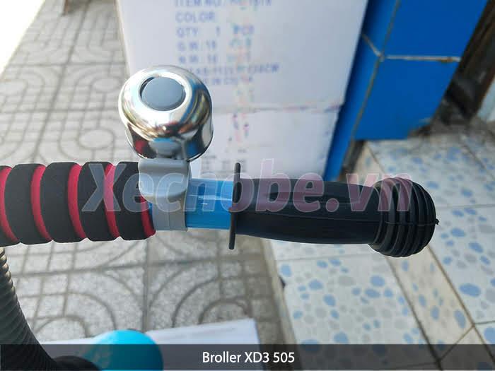 chuông xe đạp ba bánh xd3 505