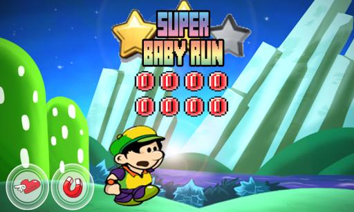Super Luigi Baby Run