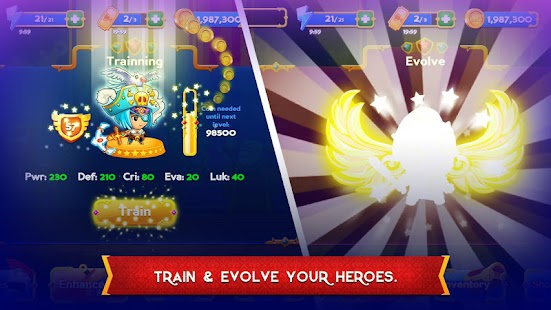 Fire Frontier: Heroes of Valor Screenshot