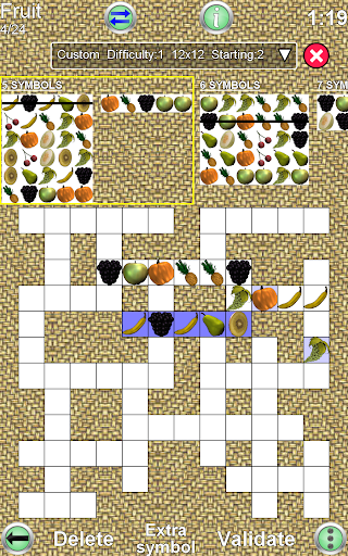 Number Fit Puzzle  screenshots 22