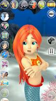 Screenshot of Sweet Talking Mermaid Princess