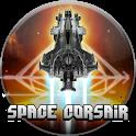 Space corsair icon