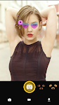 screenshot of Face Live Camera: Photo Filters, Emojis, Stickers